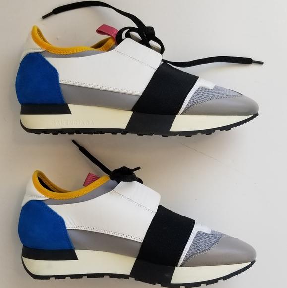 Balenciaga Shoes   Tread Sneaker Size